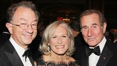 American Theatre Wing – Hal Prince Gala 2013 – William Ivey Long – Glenn Close – Jim Dale