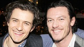 Waiting For Godot – Opening Night – Orlando Bloom – Luke Evans
