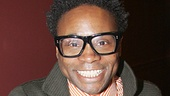 Kinky Boots at Sardi's - Billy Porter