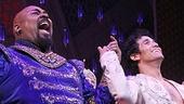 Aladdin - Opening - OP - 3/14 - James Monroe Iglehart - Adam Jacobs - Courtney Reed - Jonathan Freeman