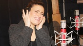 Idina Menzel hits notes into the stratosphere. See her in If/Then at the Richard Rodgers Theatre!