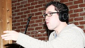 Bullets Over Broadway - Recording Session - OP - 4/14 - Andy Einhorn