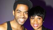 Motown - Jennifer Hudson Visit - OP - 4/14 - Julius Thomas III - Jennifer Hudson