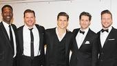 New York Pops Gala - Honoring Marc Shaiman and Scott Wittman - OP - 4/14 - Corey Reynolds - Clarke Thorell - Aaron Tveit - Matthew Morrison - Will Chase - Christian Borle