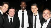 New York Pops Gala - Honoring Marc Shaiman and Scott Wittman - OP - 4/14 - Matthew Morrison - Nathan Lane - Corey Reynolds - Aaron Tveit - Marc Shaiman