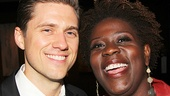New York Pops Gala - Honoring Marc Shaiman and Scott Wittman - OP - 4/14 - Aaron Tveit - Capathia Jenkins