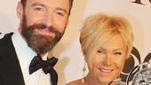 Tony Awards - OP - 6/14 - Hugh Jackman - Deborra-Lee Furness