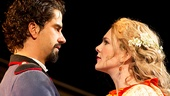 Much Ado About Nothing - Show Photos - PS - 6/14 - Hamish Linklater - Lily Rabe