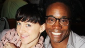 Tony winners unite! Hedwig and the Angry Inch star Lena Hall and Kinky Boots headliner Billy Porter both play awesome drag characters on the Great White Way.