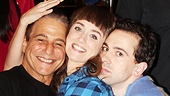 Honeymoon in Vegas - Recording - 10/14 - Tony Danza - Brynn O'Malley - Rob McClure