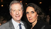 Disgraced - Opening - 10/14 - Disgraced - Kenneth Posner - wife Michelle