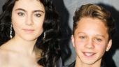 Into the Woods - Premiere - 12/14 - Daniel Huttlestone - Lilla Crawford