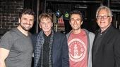 The Last Ship - Backstage - 12/14 - Bradley Dean - Bruce Sussman