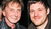 The Last Ship - Backstage - 12/14 - Barry Manilow - Michael Esper