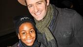 Motown - Backstage - 12/14 - Matthew Morrison