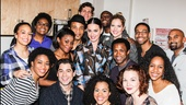 Beautiful: The Carole King Musical - Backstage - 1/15 -