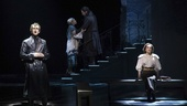 Doctor Zhivago - Show Photos - 4/15 - Paul Alexander Nolan -  Kelli Barrett Tam Mutu - Lora Lee Gayer