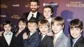 Finding Neverland  - Opening - 4/15 - Matthew Morrison - Kids