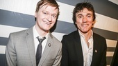 Tony Nominees - Brunch - 4/15 - Steven Boyer - Ben Miles
