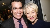 Tony Nominees - Brunch - 4/15 - Brian d'Arcy James - Helen Mirren