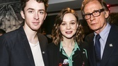 Tony Nominees - Brunch - 4/15 - Matthew Beard, Carey Mulligan and Bill Nighy