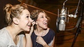 Finding Neverland - Recording - 5/15 - Jessica Vosk - Courtney Balan