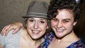Finding Neverland - Recording - 5/15 -Jessica Vosk - Melanie Moore