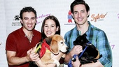 Broadway Barks  - 7/15 - Jarrod Spector - Chilina Kennedy - Scott J. Campbell