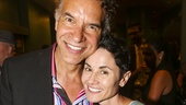 Fun Home - Actors Fund performance - 8/15 - Brian Stokes Mitchell and Beth Malone