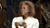 Cicely Tyson as Fonsia Dorsey in The Gin Game
