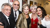 On Your Feet! - Opening - 11/15 - Frankie Valli, Emilio Estefan, Bette Midler, Rita Moreno and Gloria Estefan