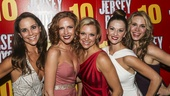 The Jersey Boys - 10th Anniversary - 11/15 - Sara Schmidt- Candi Boyd-Cara Cooper- Katie O'Toole- jessica Rush