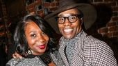 Kinky Boots - Billy Porter - Final Show - 11/15 -  Bevy Smith - Billy Porter
