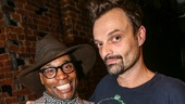 Kinky Boots - Billy Porter - Final Show - 11/15 -  Julian Havard