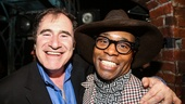Kinky Boots - Billy Porter - Final Show - 11/15 -  Richard Kind- Billy Porter
