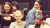 Hot Shots - 12/15 - Kether Donohue, Carly Rae Jepson, Julianne Hough, Vanessa Hudgens and Keke Palmer
