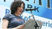 Photo Op - Broadway in Bryant Park 07-26-07 - Karen Ziemba