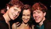 Photo Op - Grease Opening - Jonathan Groff - Kimberly Grigsby - John Gallagher Jr.