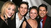 Photo Op - Grease Opening - Anna Amee White - Cody Green - Emily Pladgett - Josh Franklin