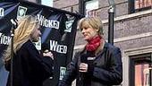 Photo Op - Wicked Day 2007 - Annaleigh Ashford - Lisa Brescia (singing)