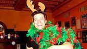 Photo Op - Holidays at Jersey Boys - Dominic Nolfi
