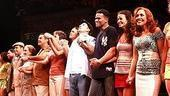 Broadway In the Heights Opening - cast (c.c.)