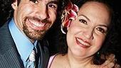 Broadway In the Heights Opening - Olga Merediz - Alex Lacamoire