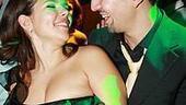 Broadway In the Heights Opening - Lin-Manuel Miranda - girlfriend Vanessa
