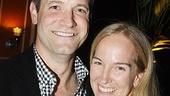 Language Archive opening night – Mark Letscher  -  wife Jennifer