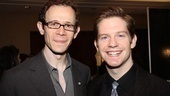 Anything Goes' Adam Godley and The Book of Mormon's Rory O'Malley are two of the five nominees for Best Featured Actor in a Musical.