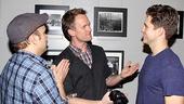 Neil Patrick Harris at <i>Catch Me If You Can</i> - Norbert Leo Butz – Neil Patrick Harris – Aaron Tveit