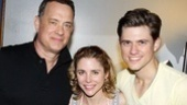 Tom Hanks at Catch Me If You Can – Tom Hanks – Kerry Butler – Aaron Tveit