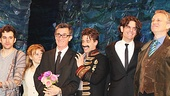 Peter and the Starcatcher Opening Night – Adam Chanler-Berat – Celia Keenan-Bolger – Roger Rees – Christian Borle -Alex Timbers – Rick Elice
