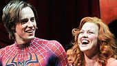 Reeve Carney 29 Birthday at Spider-man – Reeve Carney - Rebecca Faulkenberry